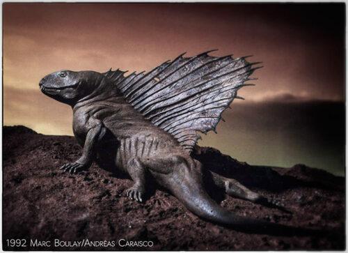 Dimetrodon (c) MarcBoulay-AndreasCaraisco